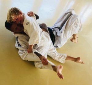 Judo kinderen Eindhoven