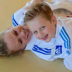Susanne Verhoeven nieuwe judolessen