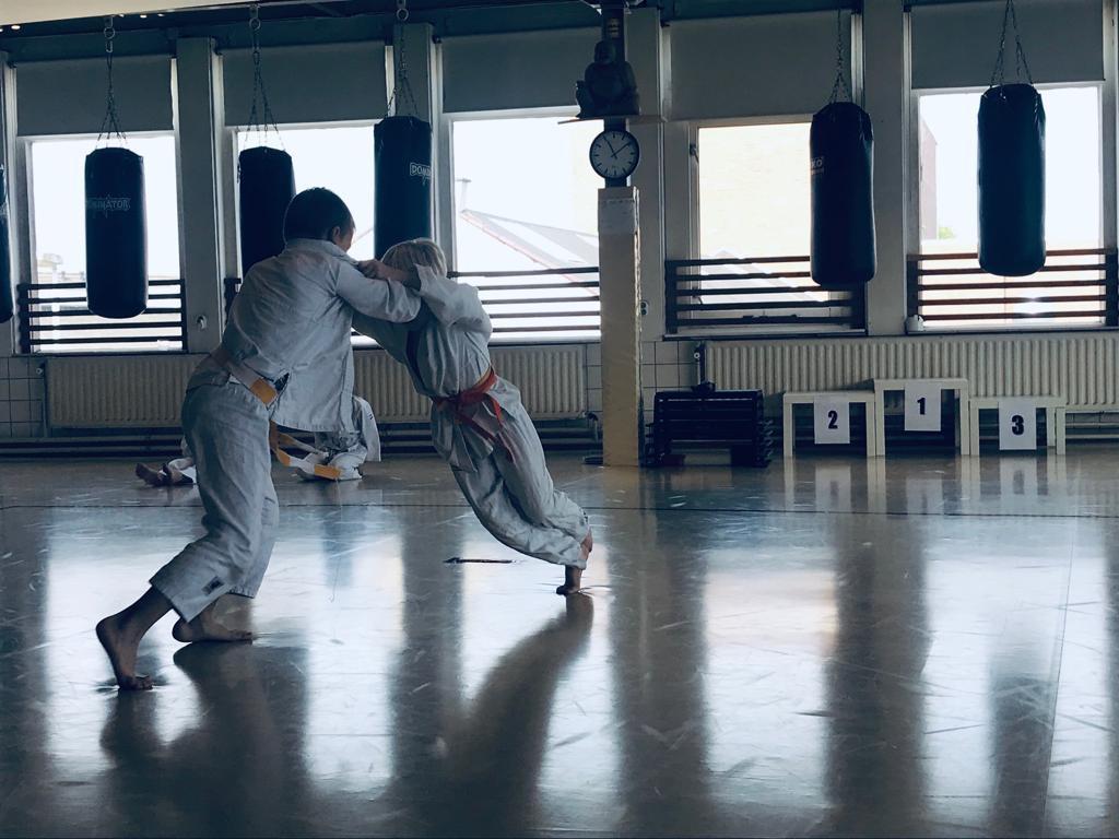 clubkampioenschappen verhoeven training