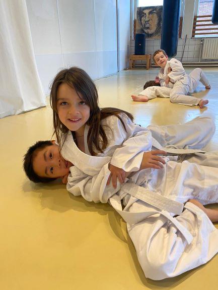 Judolessen beginnen weer